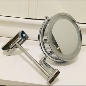 Other - wall mounted makeup mirror